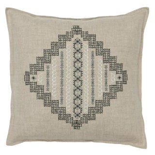 Intricate Diamond Pillow