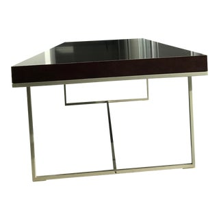 Modern B&b Italia Athos Dining Table For Sale
