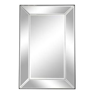 William Sonoma Beveled Rectangular Mirror For Sale