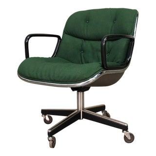 Charles Pollock for Knoll International Mid-Century Modern Desk Chair