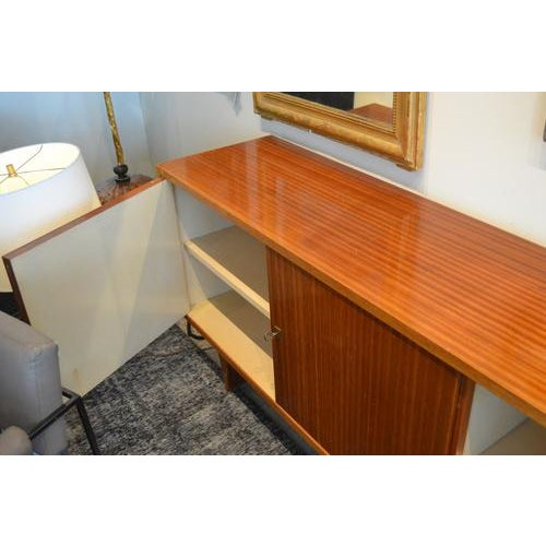 Mid-Century Mahogany Sideboard From France, C.1960 For Sale - Image 11 of 13