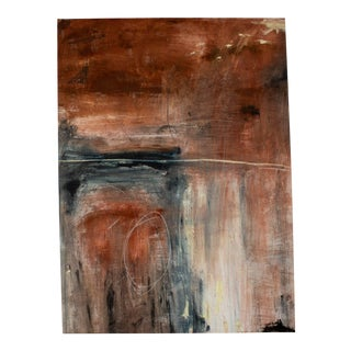 """""""Nuchal Chord"""" Contemporary Abstract Expressionist Painting For Sale"""