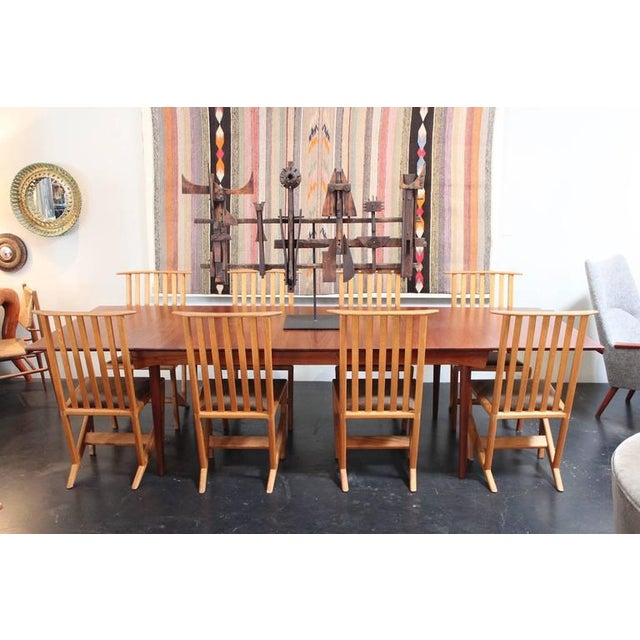 Studio Craft Dining Chairs by Derek Hennigar For Sale - Image 10 of 10