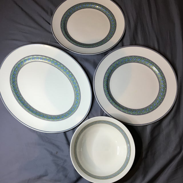 Christofle 12 Serving Dinnerware - Set for 64 - Image 6 of 9