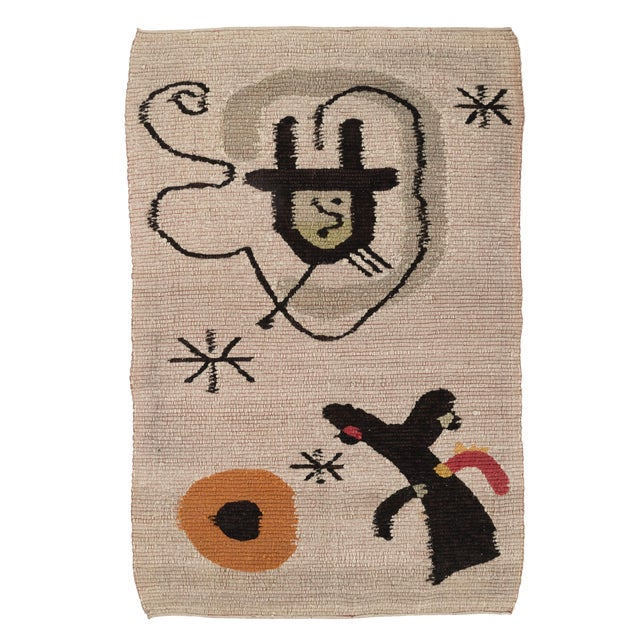 Joan Miró Taperstry For Sale