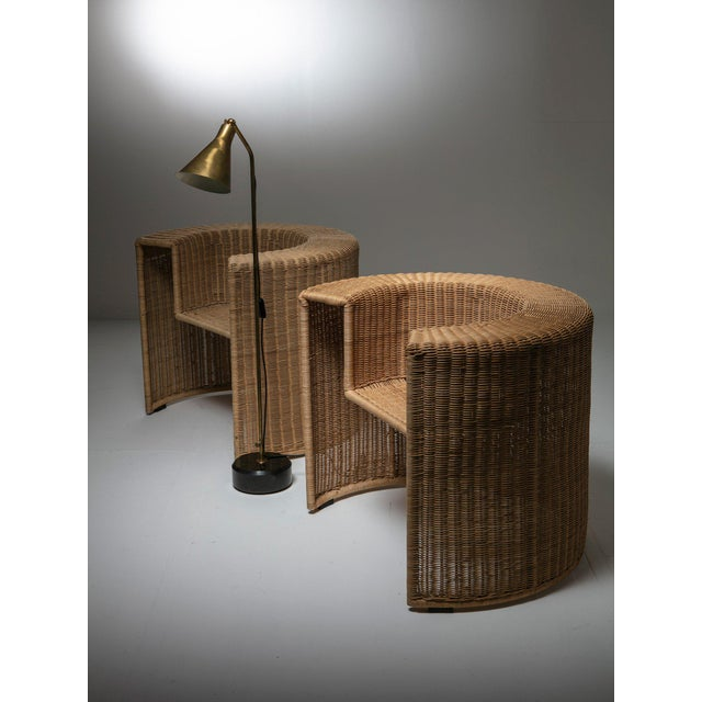 """Pair of """"Charlotte"""" Chairs by Mario Botta for Horm For Sale - Image 6 of 7"""