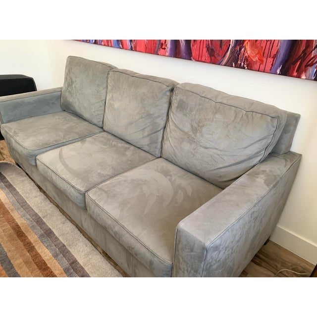 Pottery Barn Couch Cameron Square Arm Sofa