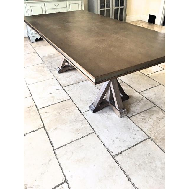 Urban Home Bristol Rectangle Dining Table - Image 5 of 6