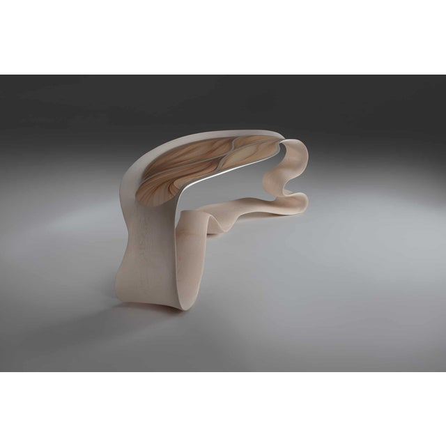 The Ethereal Desk is the first piece in Marc Fish's Ethereal Series, his latest group of new works. In an exploration to...