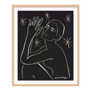 Amandine Print Ash L For Sale