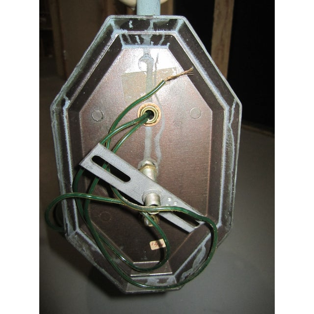 Outdoor Handcrafted Solid Brass Lantern - Image 7 of 9