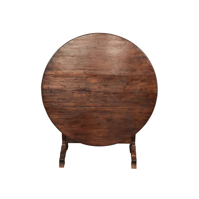 French Wine Table For Sale - Image 9 of 9