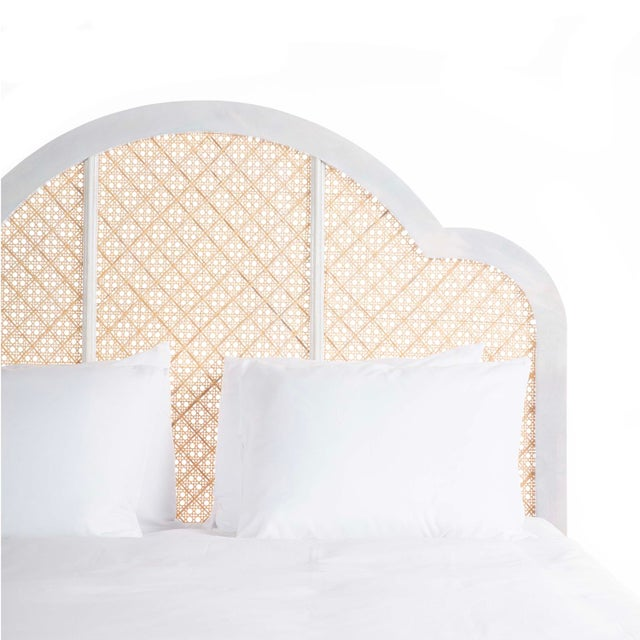 Contemporary Antiqua King Headboard For Sale - Image 3 of 4
