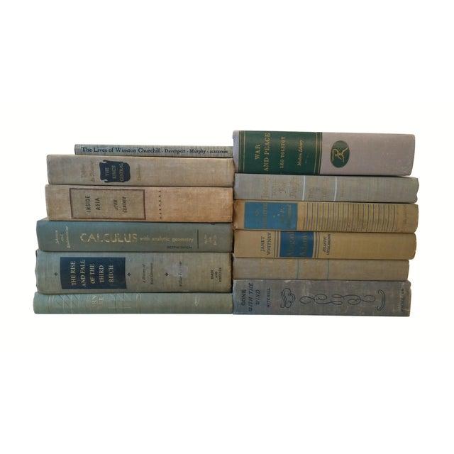 Decorative Vintage Books - Set of 12 - Image 4 of 4
