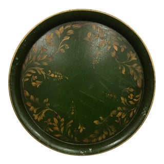 19th Century Tole Tray For Sale