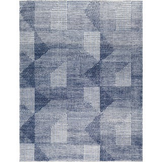 "Stark Studio Rugs Weller Rug in Navy, 10'0"" x 14'0"" For Sale"