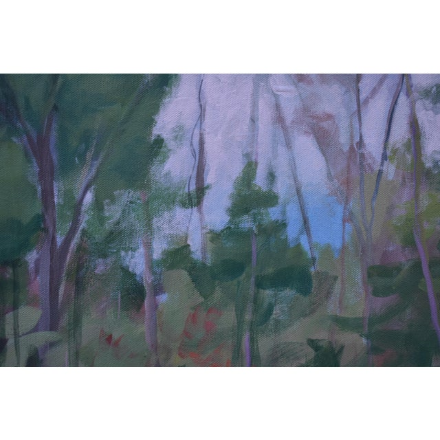 """""""Fertile Ground"""" Contemporary Painting by Stephen Remick For Sale In Providence - Image 6 of 11"""