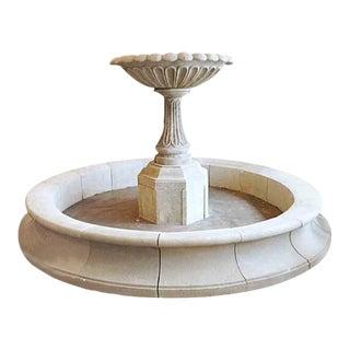Grand Cascade Central Fountain For Sale