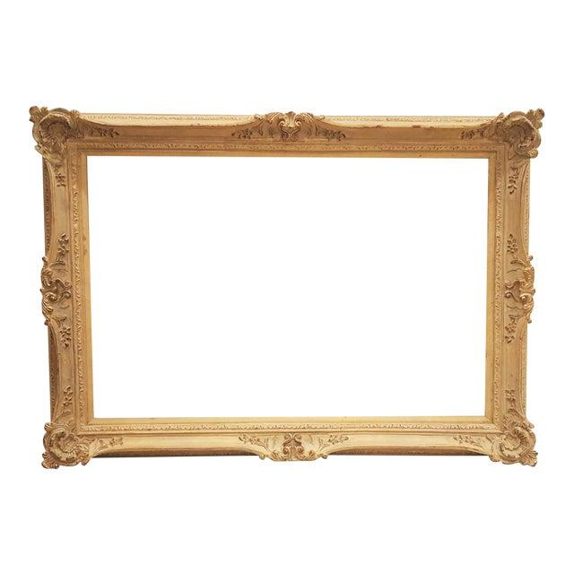 Antique Wood Victorian Frame | Chairish