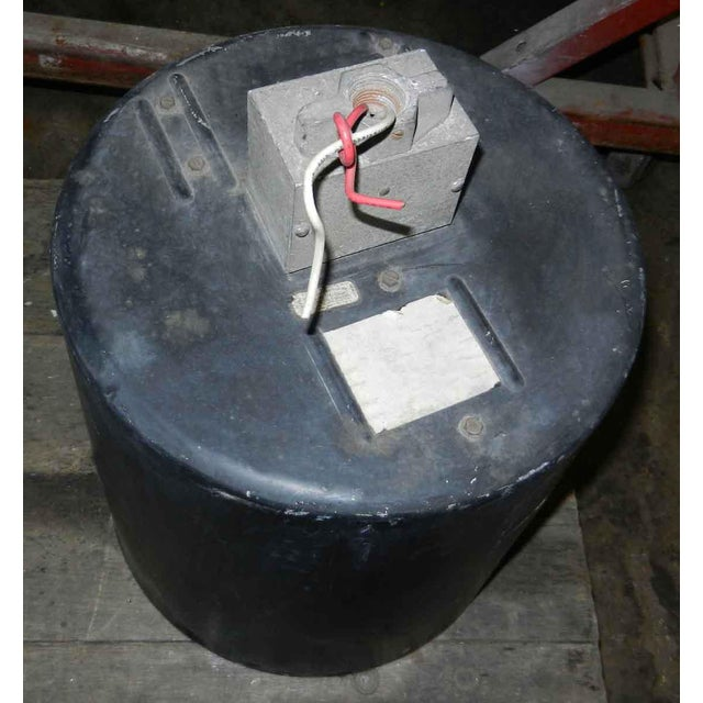 Industrial Canister Stage Light For Sale - Image 4 of 7