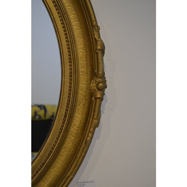 Colonial Revival Mirror For Sale - Image 4 of 7