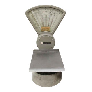 Olde Pitney Bowes Postal 3 Lb. Scale For Sale