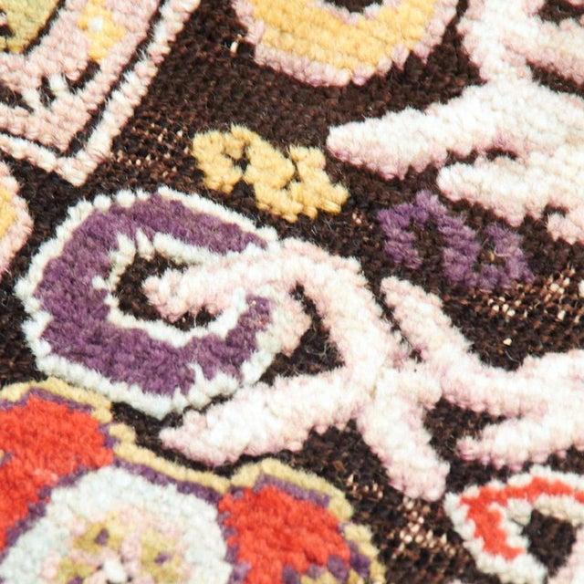 "Museum quality Turkish sivas rug. Circa 1900 Size: 4'2""x 7'2"""