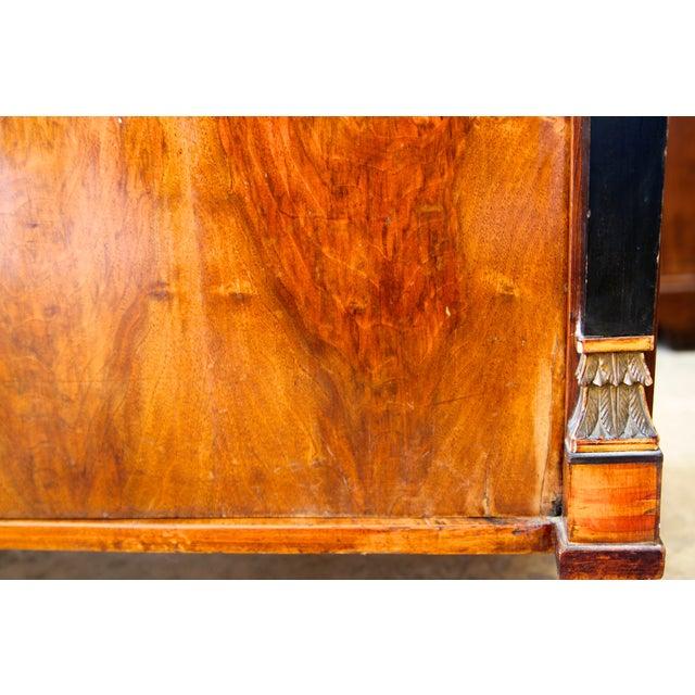 Antique Empire Regency Chest/Bar - Image 11 of 11