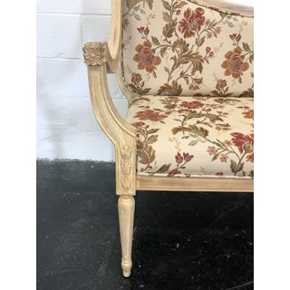 21st Century Neoclassical Style Settee Bench Preview