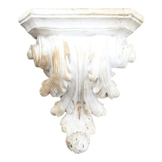 Corbel Hanging Shelf, Early 20th Century For Sale
