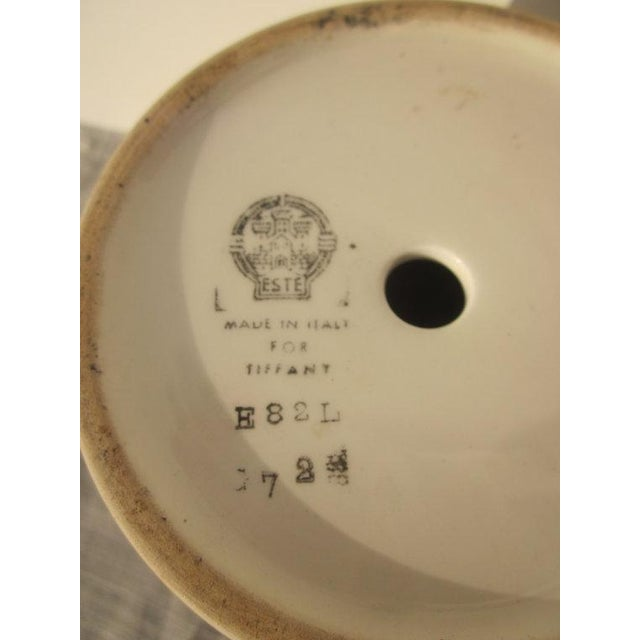 Tiffany & Co Planter Pot and Saucer - Image 6 of 6