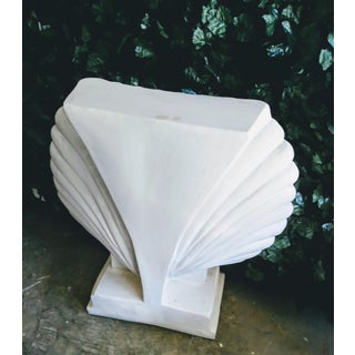 Monumental SeaShell Form Console Table Base Grosfeld House Style Preview