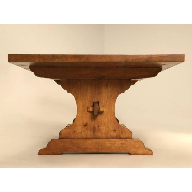 Reproduction French Dining Table - Image 9 of 10