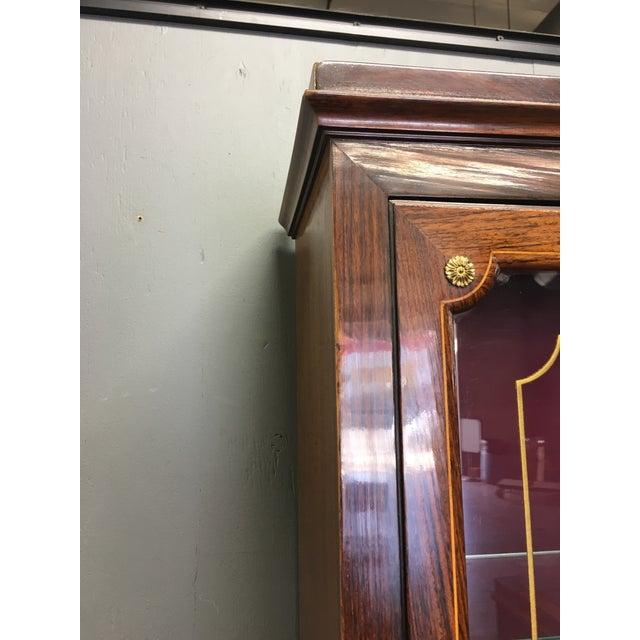 Paolo Buffa Italian Mahogany Secretary Desk For Sale - Image 10 of 13