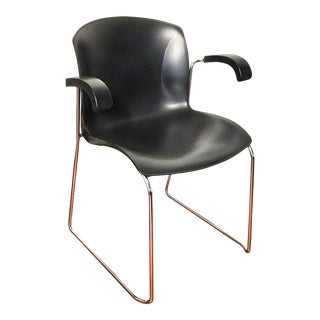 1990s French Postmodern Chair For Sale