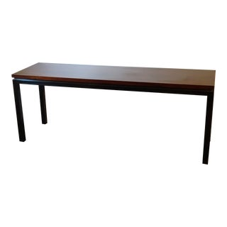 1960s Mid-Century Modern Harvey Probber Parsons Table For Sale