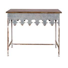 Image of Greige Side Tables