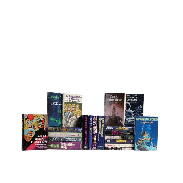 Sci-Fi MIX : Set of Twenty Decorative Books For Sale