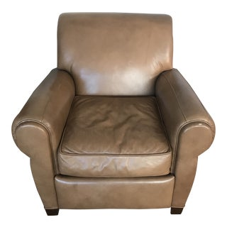 Modern Leathercraft Anton Recliner For Sale