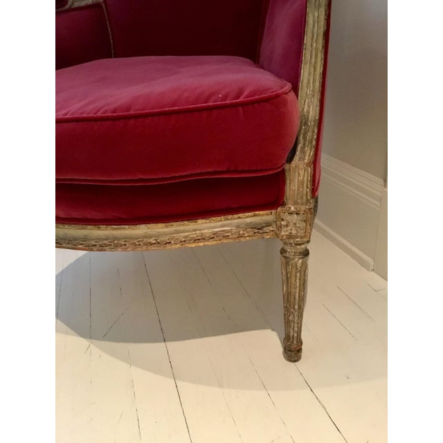 Louis XV French Antique Chair For Sale - Image 4 of 4