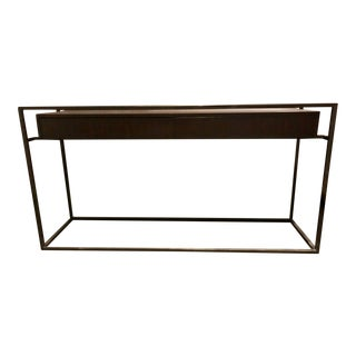 Restoration Hardware Kennan Console Table