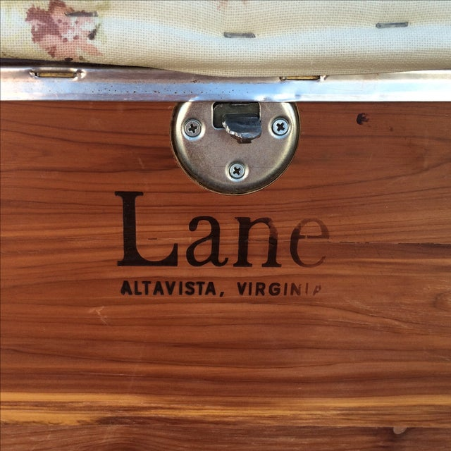 Tan Lane Cedar Chest For Sale - Image 8 of 11
