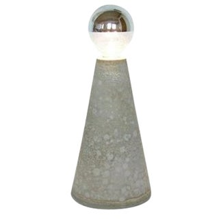 Cone Light Sculpture by Nicholas Tilma For Sale