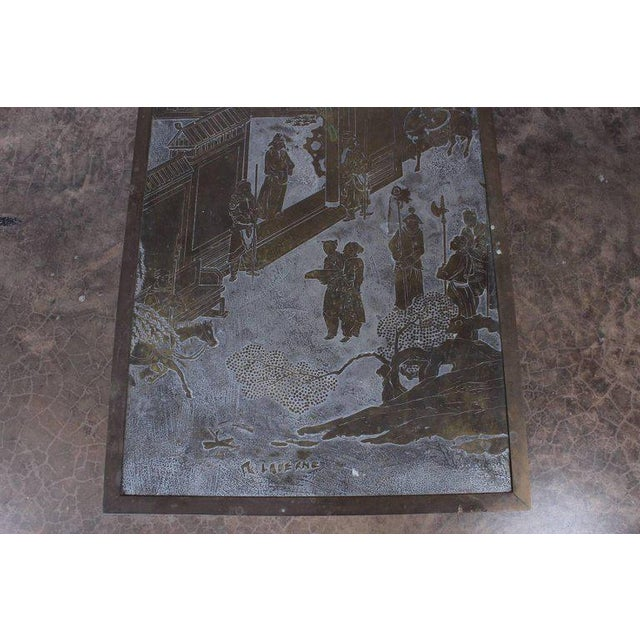 Philip and Kelvin LaVerne Chan Coffee Table For Sale In Dallas - Image 6 of 11