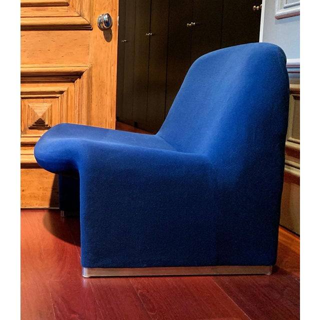 Castelli 1970s Vintage Giancarlo Piretti Alky Chair For Sale - Image 4 of 10