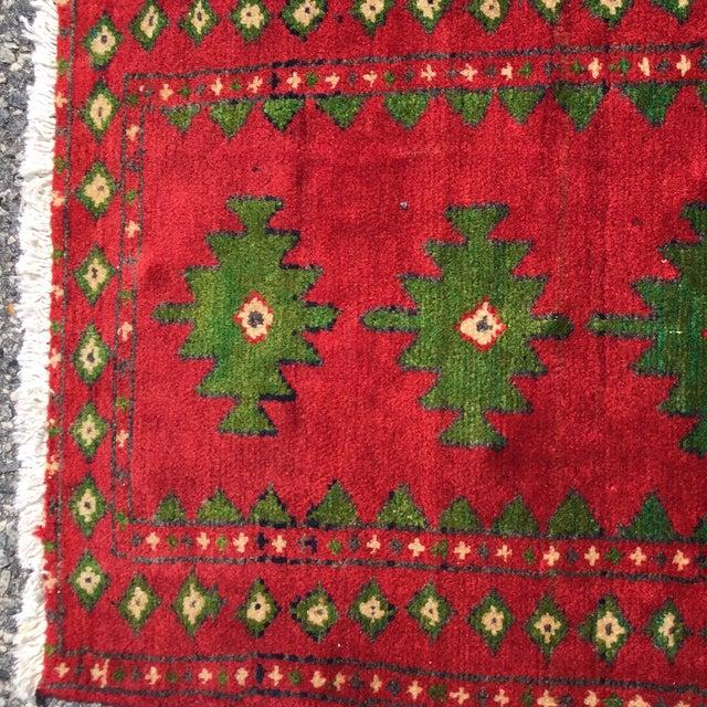 Turkaman Persian Rug - 2′ × 2′8″ - Image 4 of 10