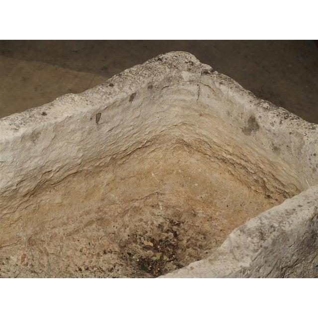 18th Century French Stone Farmhouse Trough For Sale In Dallas - Image 6 of 13