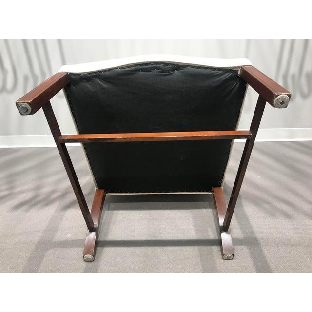 Kravet Mark Hampton Side Chair For Sale - Image 11 of 12