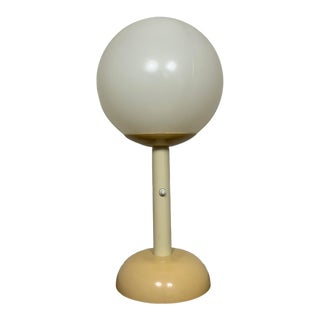 1970s Retro Space Age Orb Table Lamp For Sale