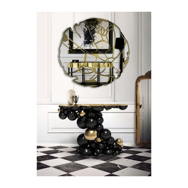 Contemporary Glance Mirror From Covet Paris For Sale - Image 3 of 5